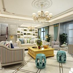 北京小法式住宅设计_2750206