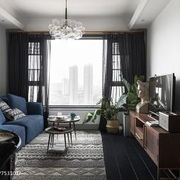 小型北欧客厅装修图