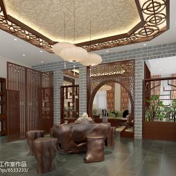 茶叶店品茶室_2758965