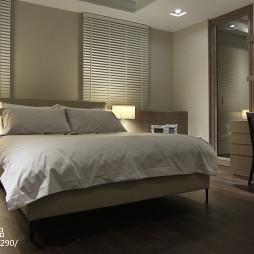 豪华现代卧室设计图