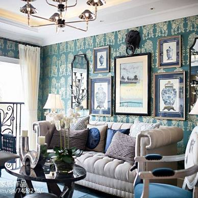 杭州家居装修  北欧风格软装设计_2760918