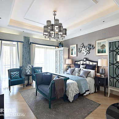 杭州家居装修  北欧风格软装设计_2760920