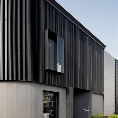 德國Rational櫥柜福州展廳外觀設計圖