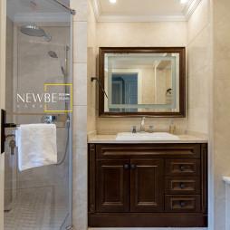 小型美式卫浴设计图