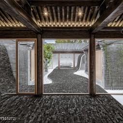 扭院儿 – 北京四合院改造 / 建筑营设计工作室内部设计图