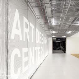 现代商场设计过道走廊装修效果图