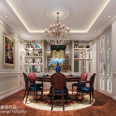 尚层国际家居 杭州家居装修 法师中国风软装设计_2768167