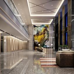 星月天地-商业办公大厦设计_2773562