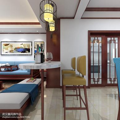 武汉市金色港湾中式风格_2774911