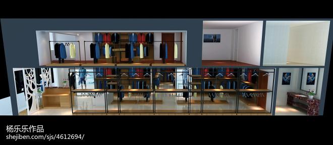 服装专卖店展厅_2782061