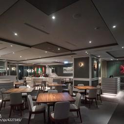 DORICIOUS餐厅吊顶装修图片