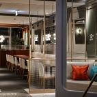 DORICIOUS就餐区设计图