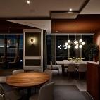 DORICIOUS餐厅就餐区设计图片