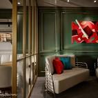 DORICIOUS餐厅休闲区设计图片