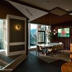 DORICIOUS餐厅区域装修图片