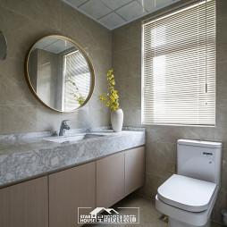 小型现代卫浴设计图