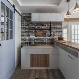个性现代厨房设计图