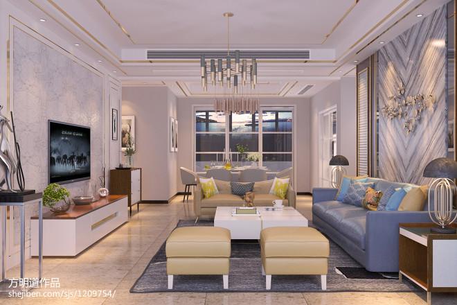 现代客厅设计_2792370