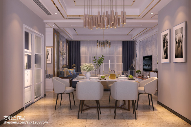 现代客厅设计_2792371