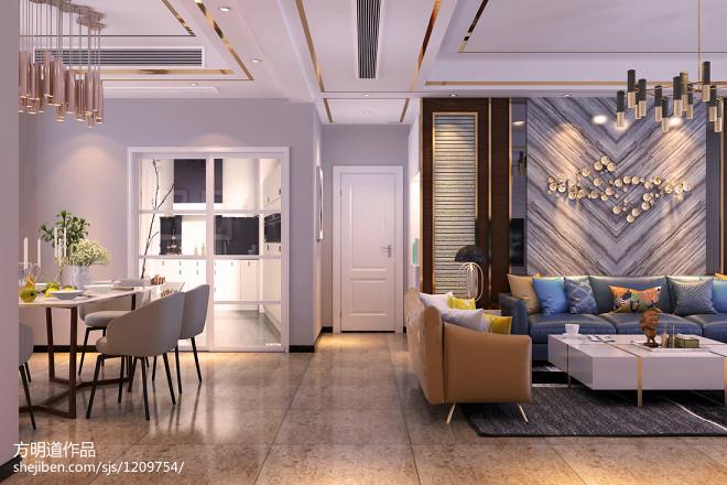 现代客厅设计_2792374