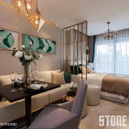 精奢豪宅客厅卧室设计图