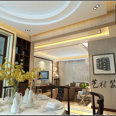 新中式与美式完美结合_2794314
