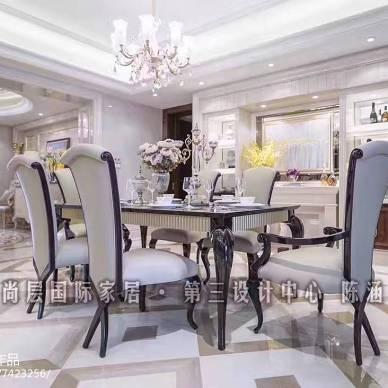 尚层国际家居 杭州家居装修 法式新古典风格软装设计_2794794