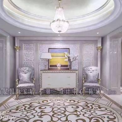 尚层国际家居 杭州家居装修 法式新古典风格软装设计_2794795