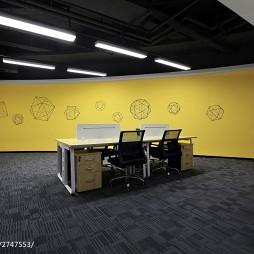 东银创新工场独立办公区设计图