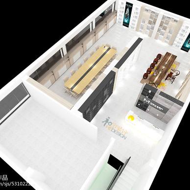 明峰化妆品专卖店设计_2798607