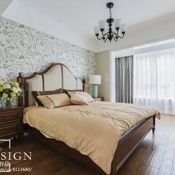 133m²美式卧室设计图