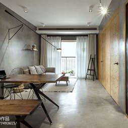 简易现代客厅设计图