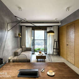 简易现代客厅设计效果图