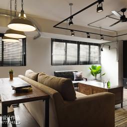 loft风格客厅吊灯设计图