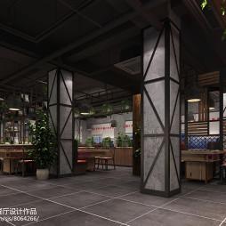 益阳李记串串香餐饮店设计_2806183