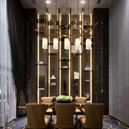 方大城售楼处VIP室设计