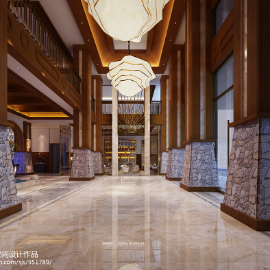 新疆可可拖海镇风景区酒店概念设…