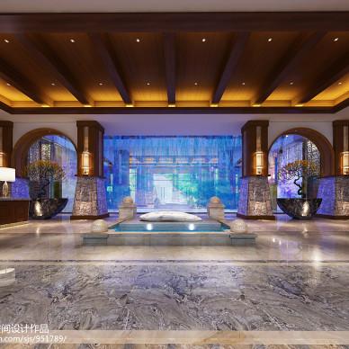 新疆可可拖海镇风景区酒店概念设计_2807680