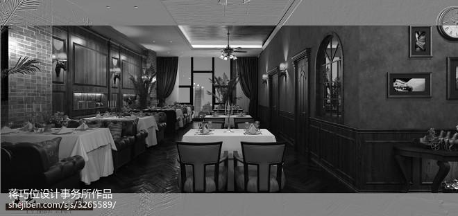万达西餐厅_2811800