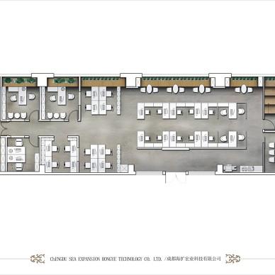 成都海扩宏业科技有限公司办公室方案图册_2812046
