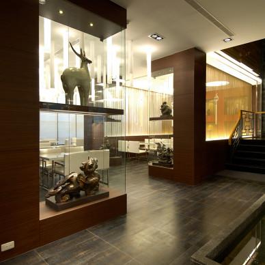 台湾台中雅风筑云餐厅设计_2813560