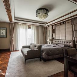 中式别墅卧室设计图