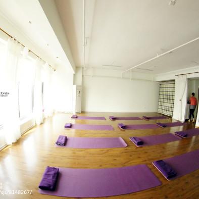 悦文化传播基地-『遇见瑜伽。』
