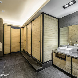 贾平凹文化艺术馆卫浴设计图