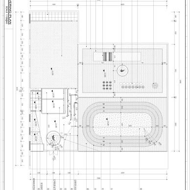 三石空间设计作品-少儿体能馆设计_2828844