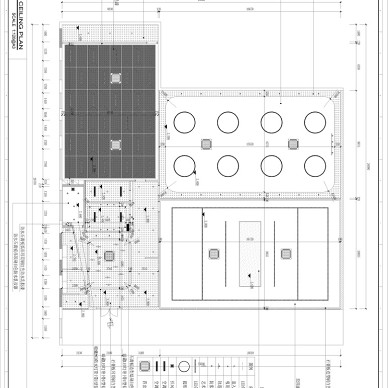 三石空间设计作品-少儿体能馆设计_2828845
