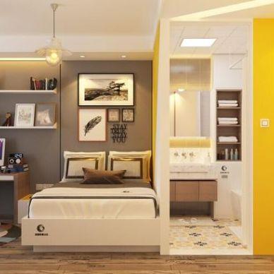 【李栋高端设计公司】 - 极致单身公寓_2835058