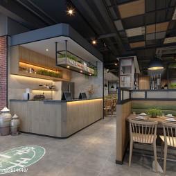 婆一手餐厅丨红瓦国际设计作品_2835173