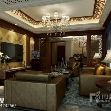 内蕴古典,活色生香 杭州中式软装设计案例_2842848