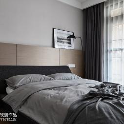 现代别墅卧室设计图片